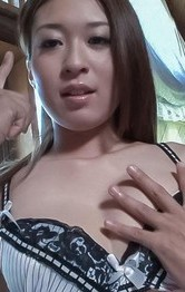 Marin Koyanagi is aroused with vibrators, fingered and kissed